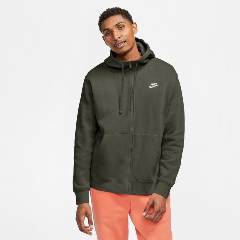 "NSW CLUB FLEECE ZIP UP ""TWILIGHT MARSH"""