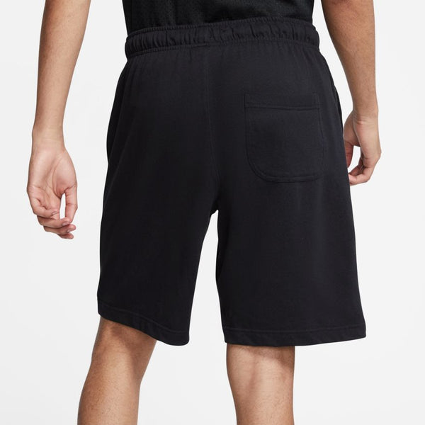 "NIKE CLUB SHORTS ""BLACK"""