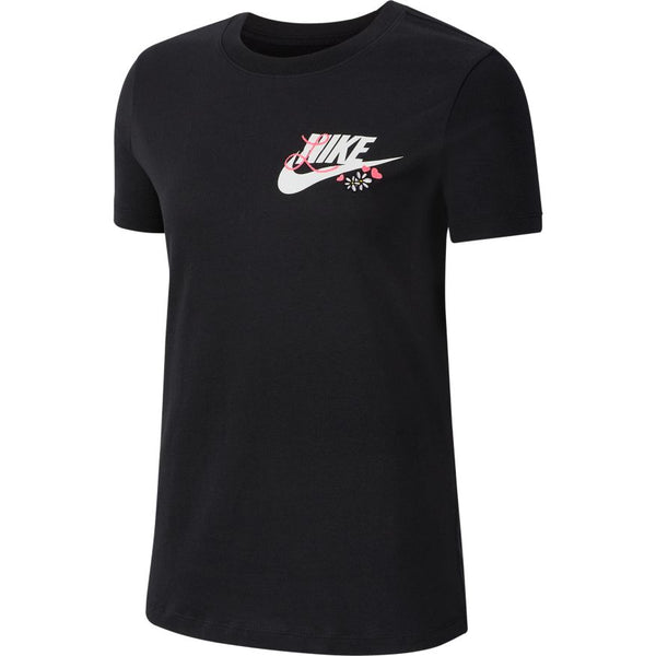 "W NSW TSHIRT ""STATEMENT SWOOSH BLK"""