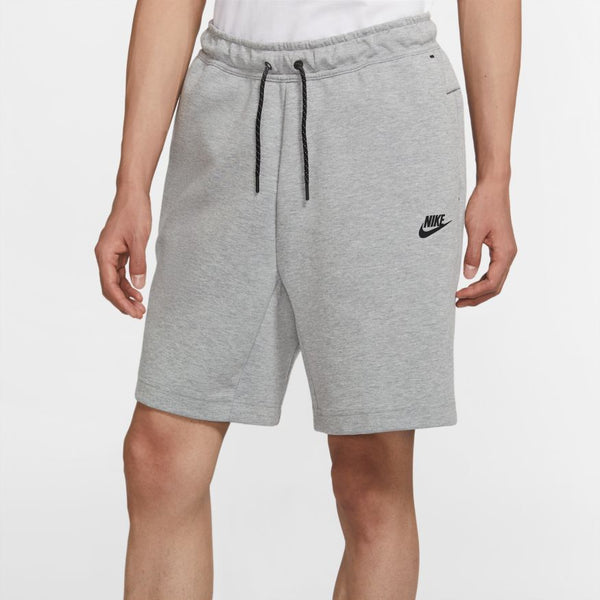 "NSW TECH FLEECE SHORTS ""HEATHER GREY"""