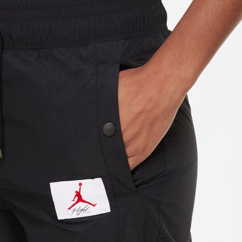 "W JORDAN WOVEN FLIGHT PANTS ""BLACK"""