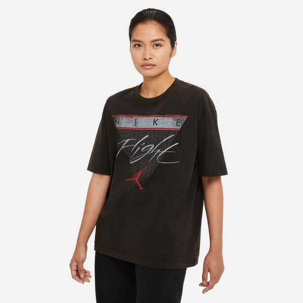 W JORDAN FLIGHT T-SHIRT