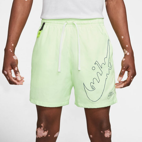 "NSW WOVEN SHORTS ""BARELY VOLT"""