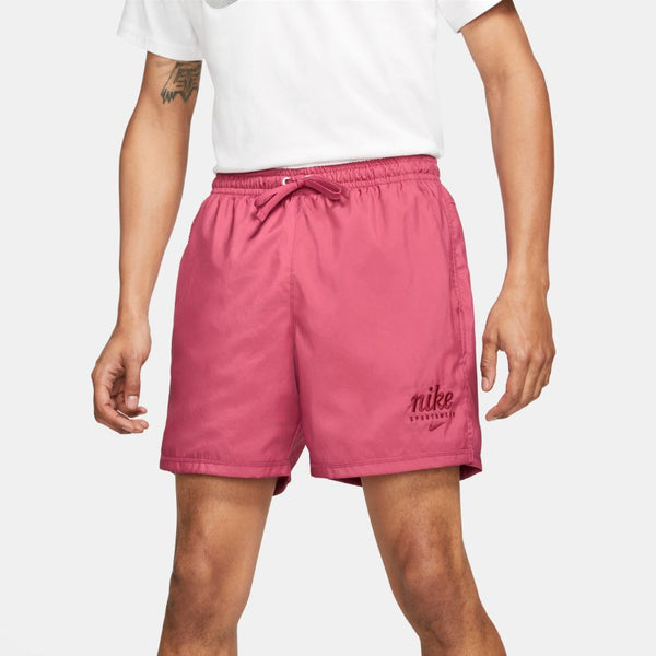 "NSW WOVEN SHORTS ""SWEET BEET"""
