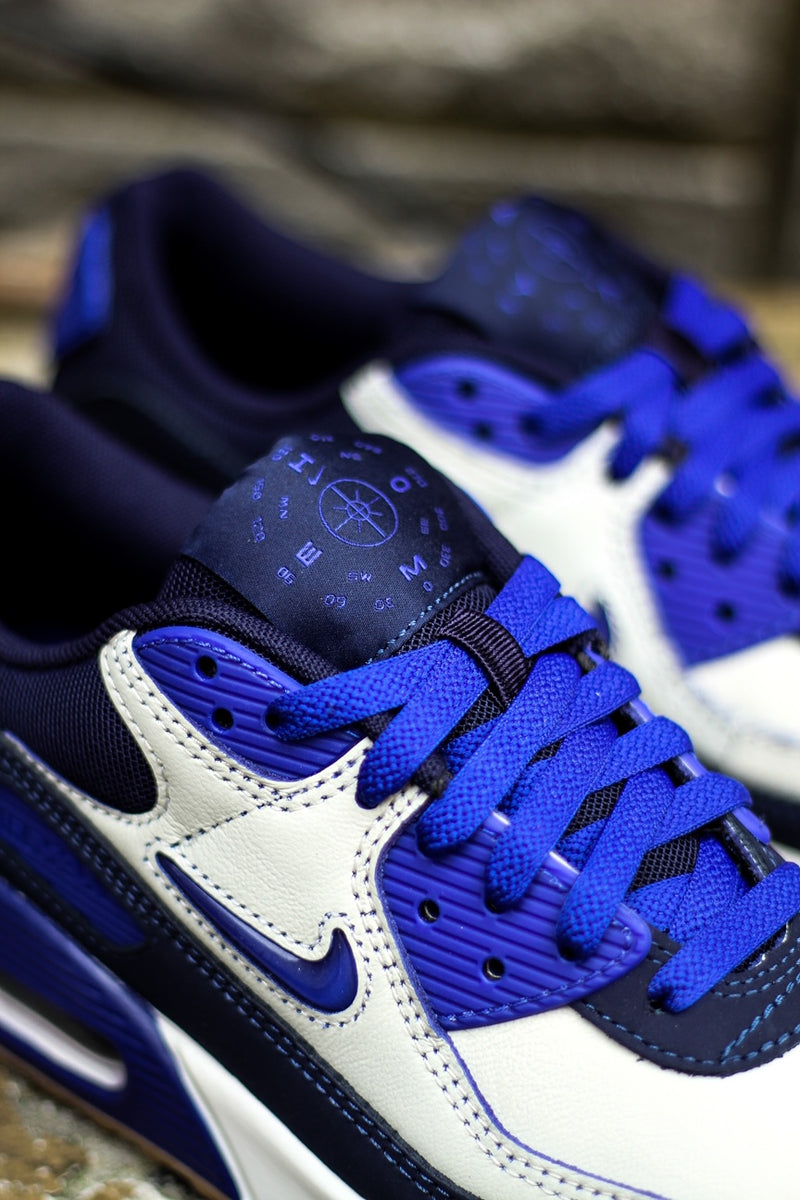 "AIR MAX 90 PRM ""HOME AND AWAY CONCORD"""