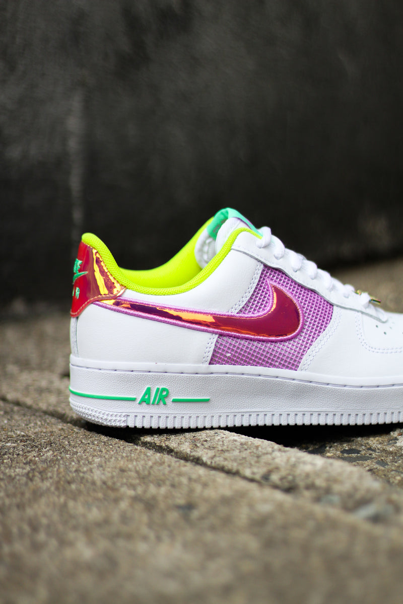 "AIR FORCE 1 '07 ""LEMON VENOM"""