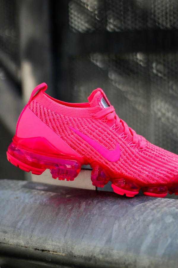 "W AIR VAPORMAX FLYKNIT 3 ""DIGITAL PINK"""