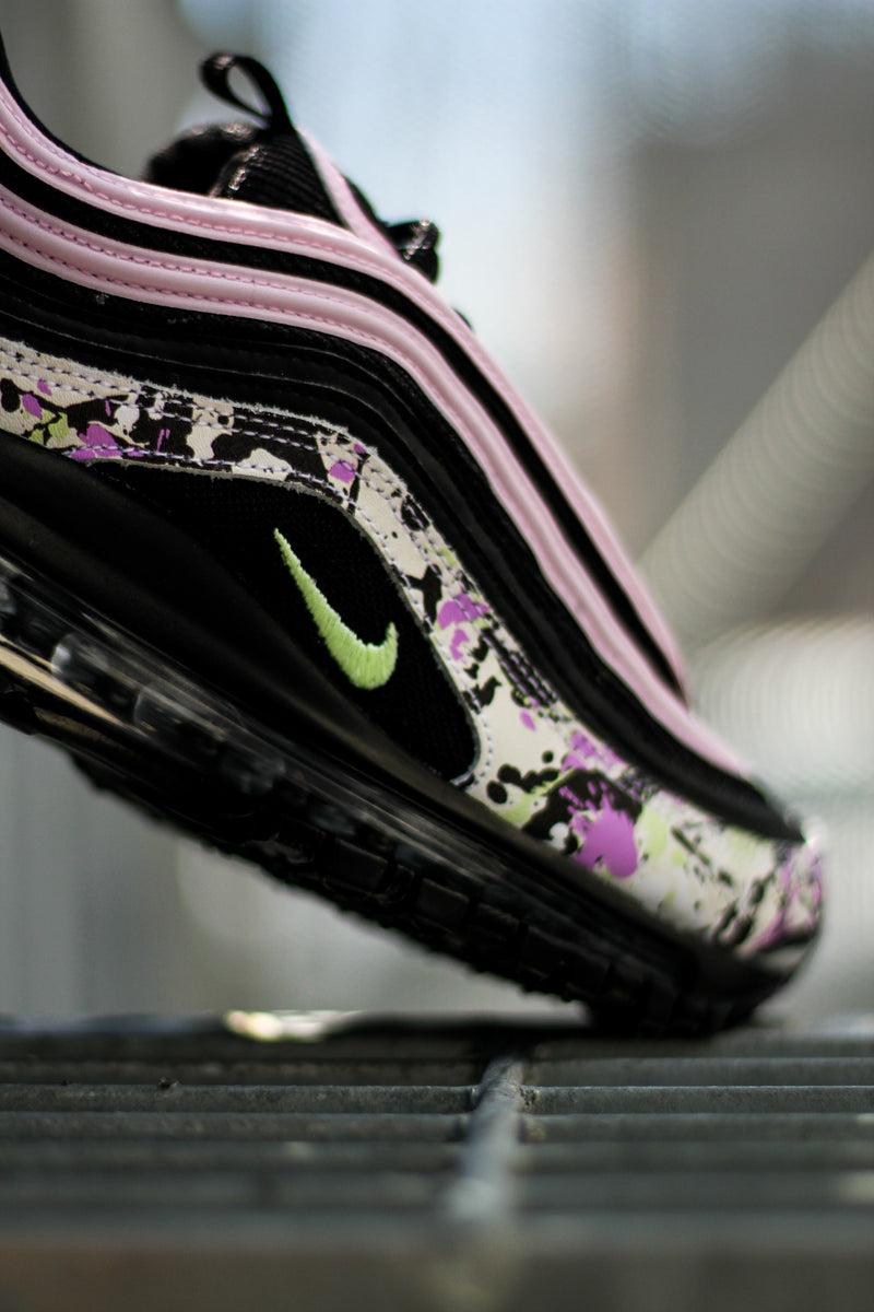"W AIR MAX 97 ""BLACK/ARCTIC PINK"""