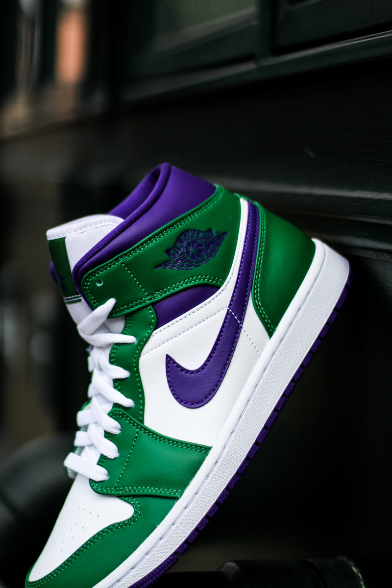 "AIR JORDAN 1 MID ""ALOE VERDE"""