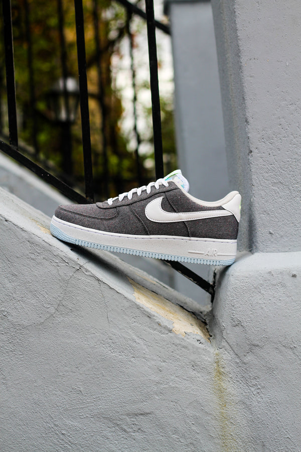 "AIR FORCE 1 '07 ""RECYCLED CANVAS"""