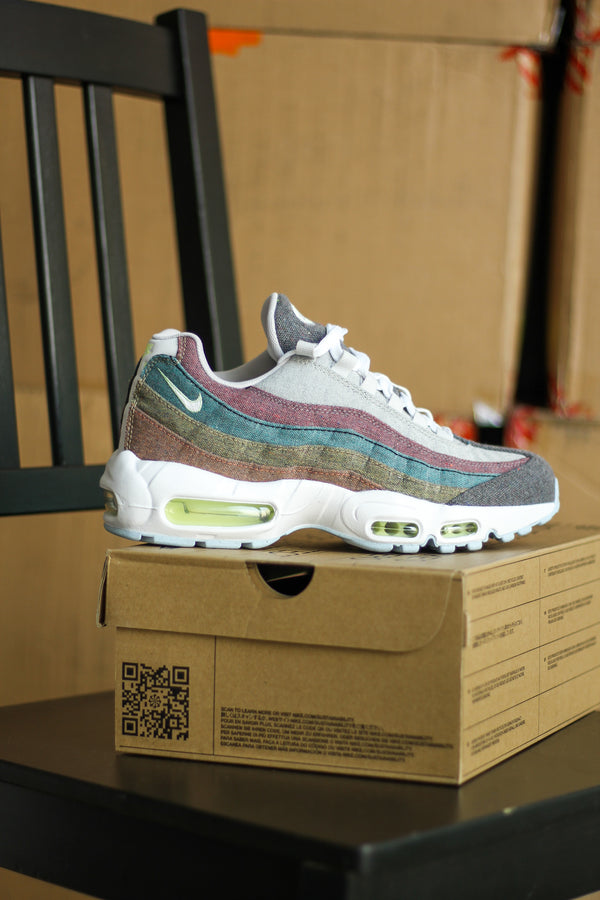 "NIKE AIR MAX 95 ""RECYLCED CANVAS"""