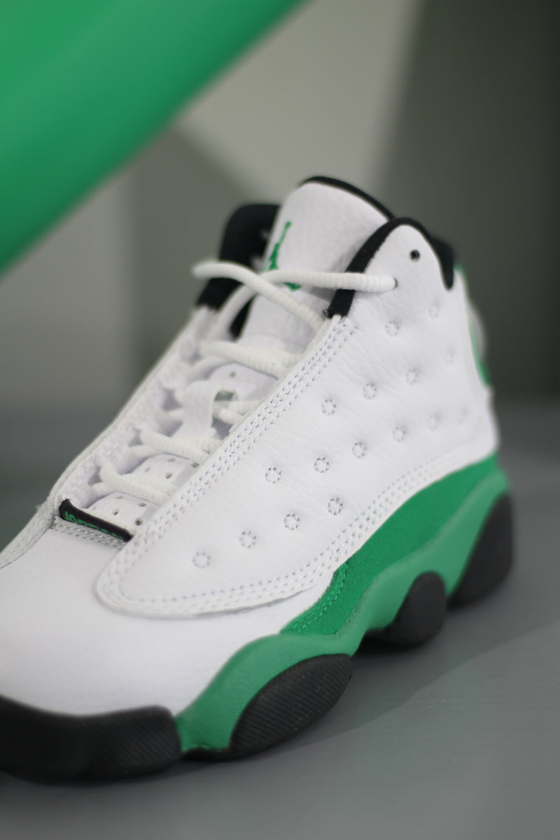 "AIR JORDAN 13 RETRO (PS) ""LUCKY GREEN"""