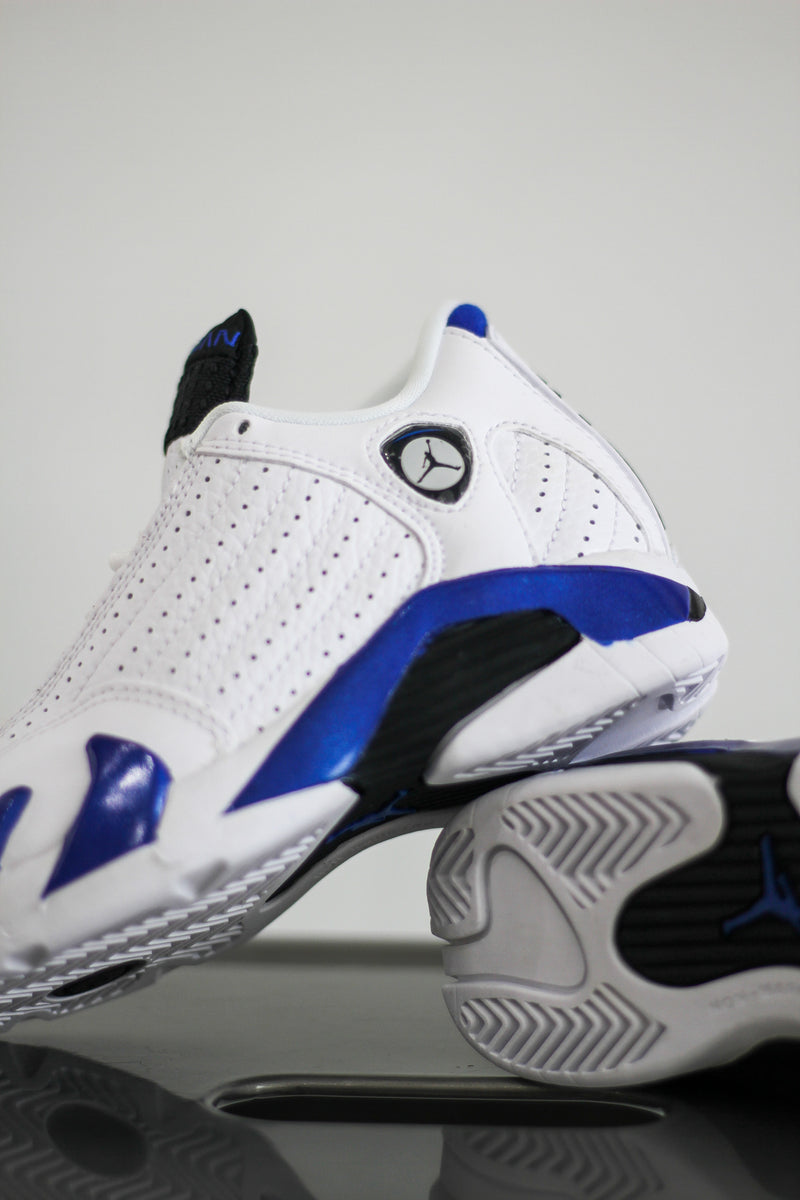 "AIR JORDAN 14 (PS) ""HYPER ROYAL"""