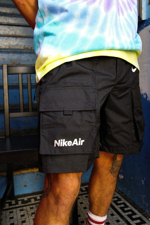 "NSW WOVEN CARGO SHORTS ""BLACK"""