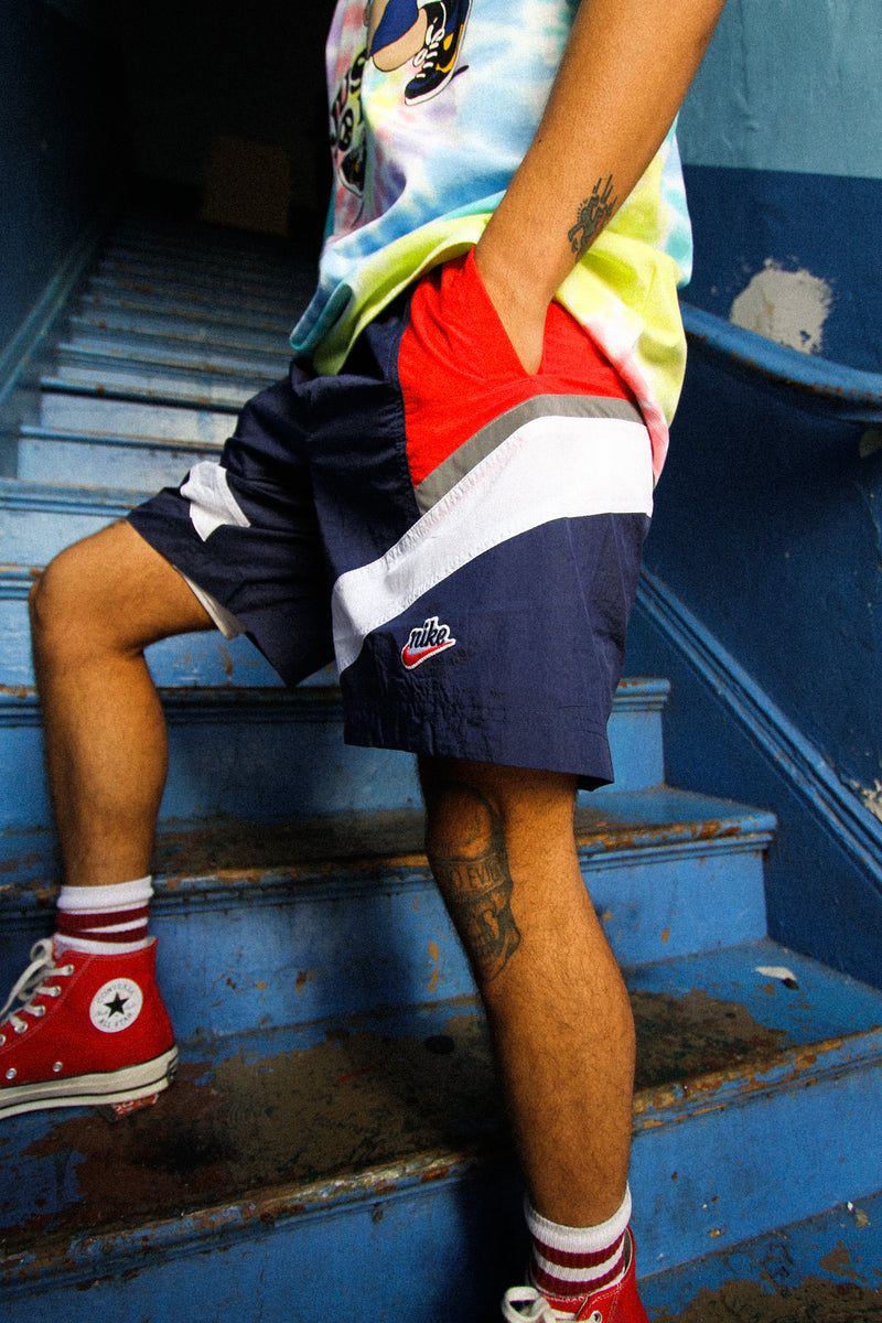 "NSW HERITAGE SHORTS ""NIGHT NAVY"""