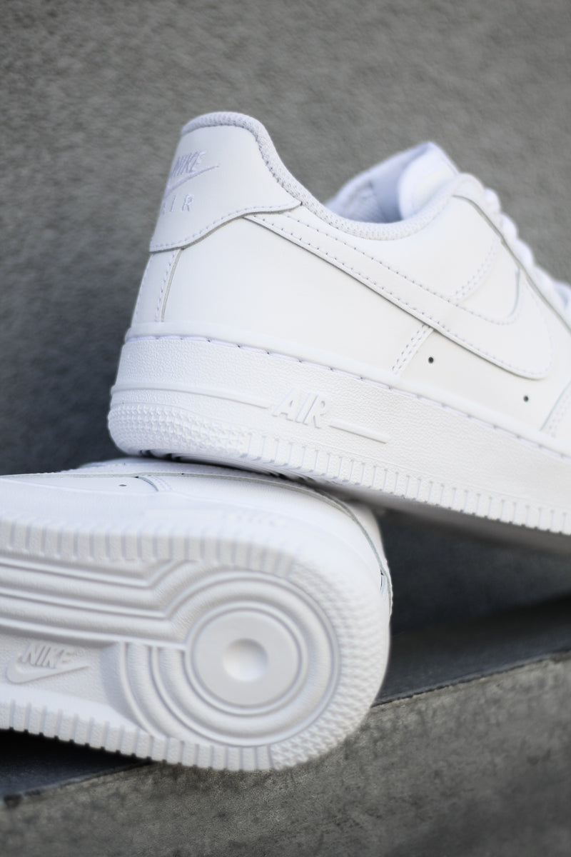 "W NIKE AIR FORCE 1 '07 ""WHITE"""