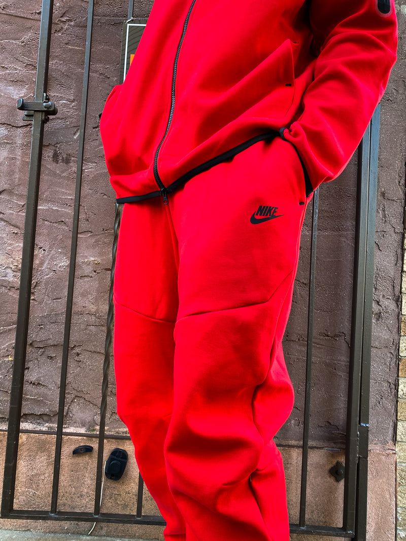 "NSW TECH FLEECE JOGGER ""UNIVERSITY RED"""