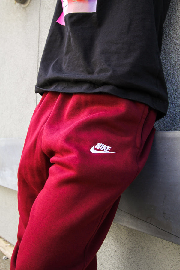 "NSW CLUB FLEECE JOGGER ""BEETROOT"""