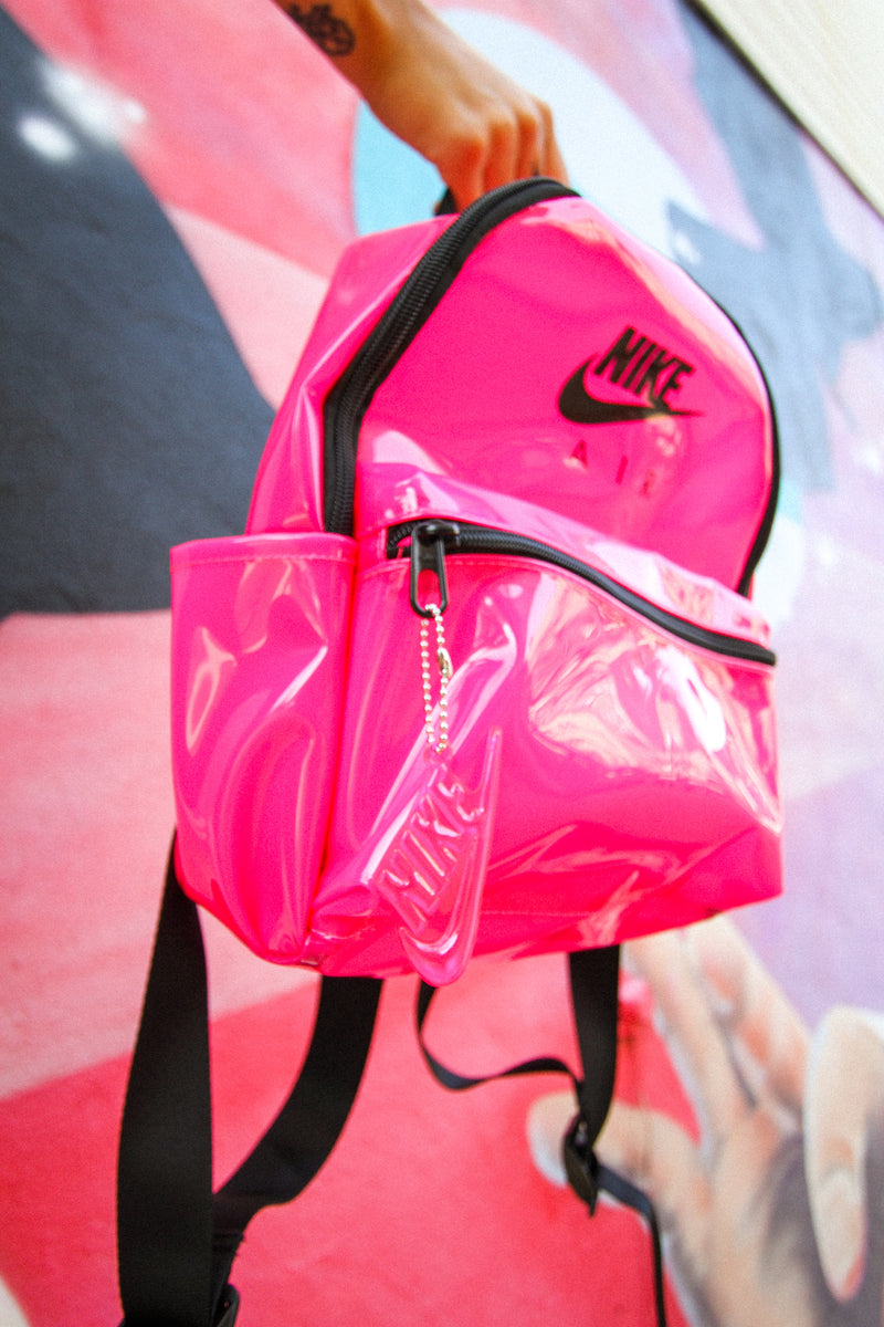 "NIKE JUST DO IT BACKPACK MINI ""PINK BLAST"""