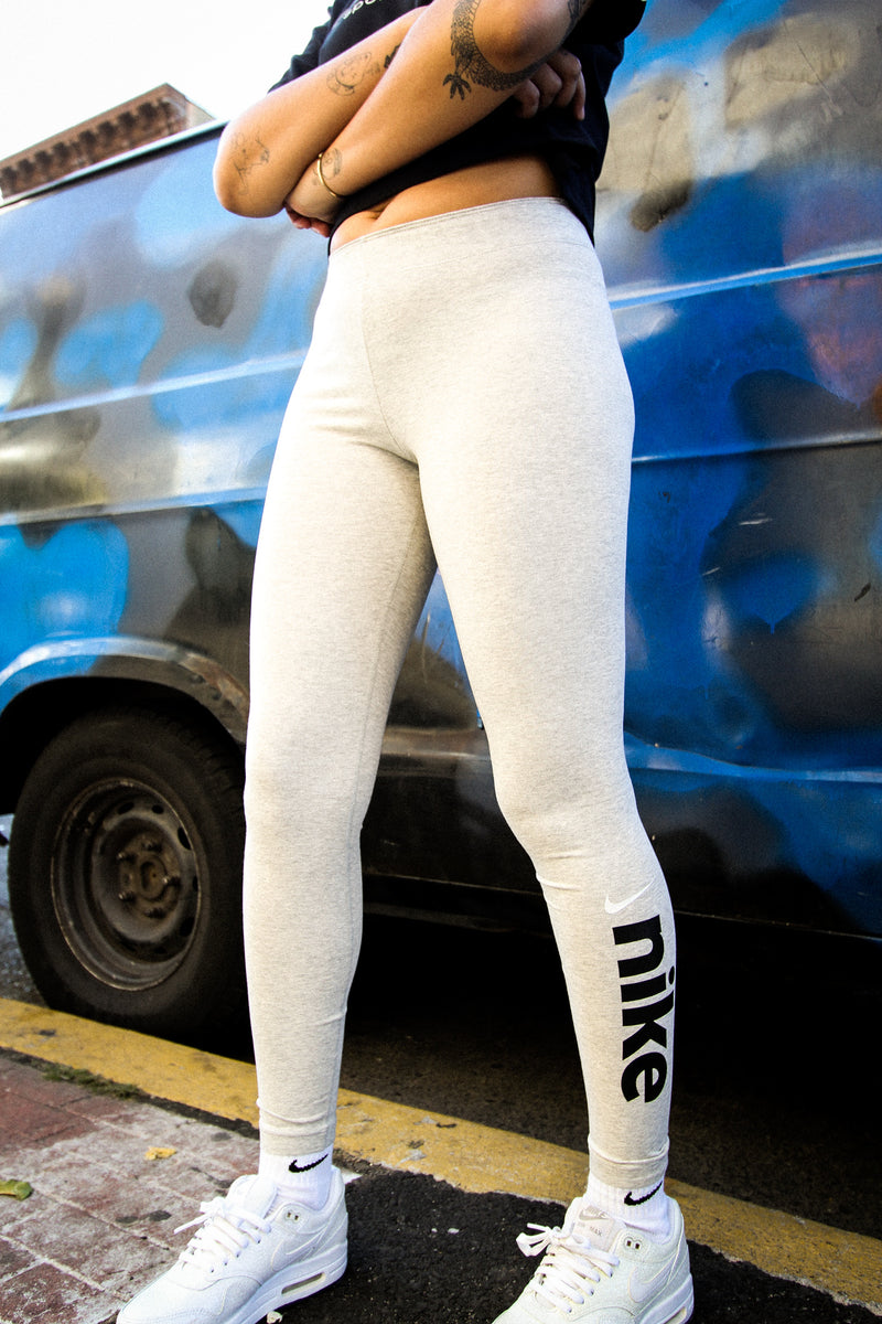 "W NSW LEGGINGS ""GREY/BLK"""