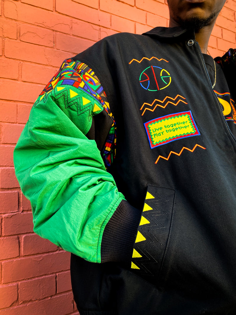 "NSW RE-ISSUE JACKET ""URBAN JUNGLE"""