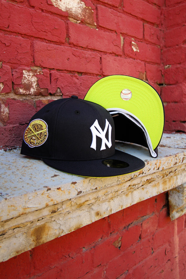 1938 NEW YORK YANKEES NAVY FITTED W/ KIWI UNDER VISOR