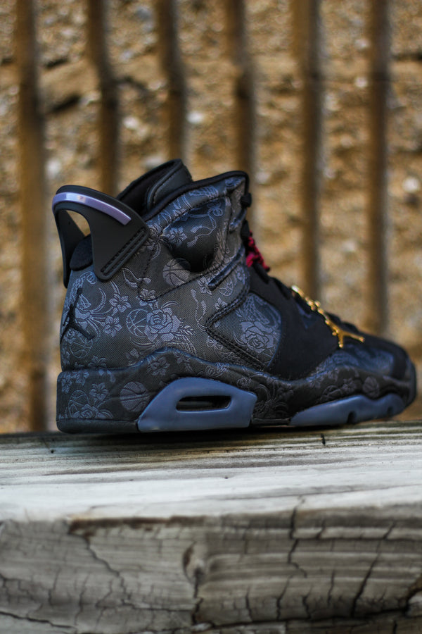 "W AIR JORDAN 6 RETRO SD ""SINGLES DAY"""