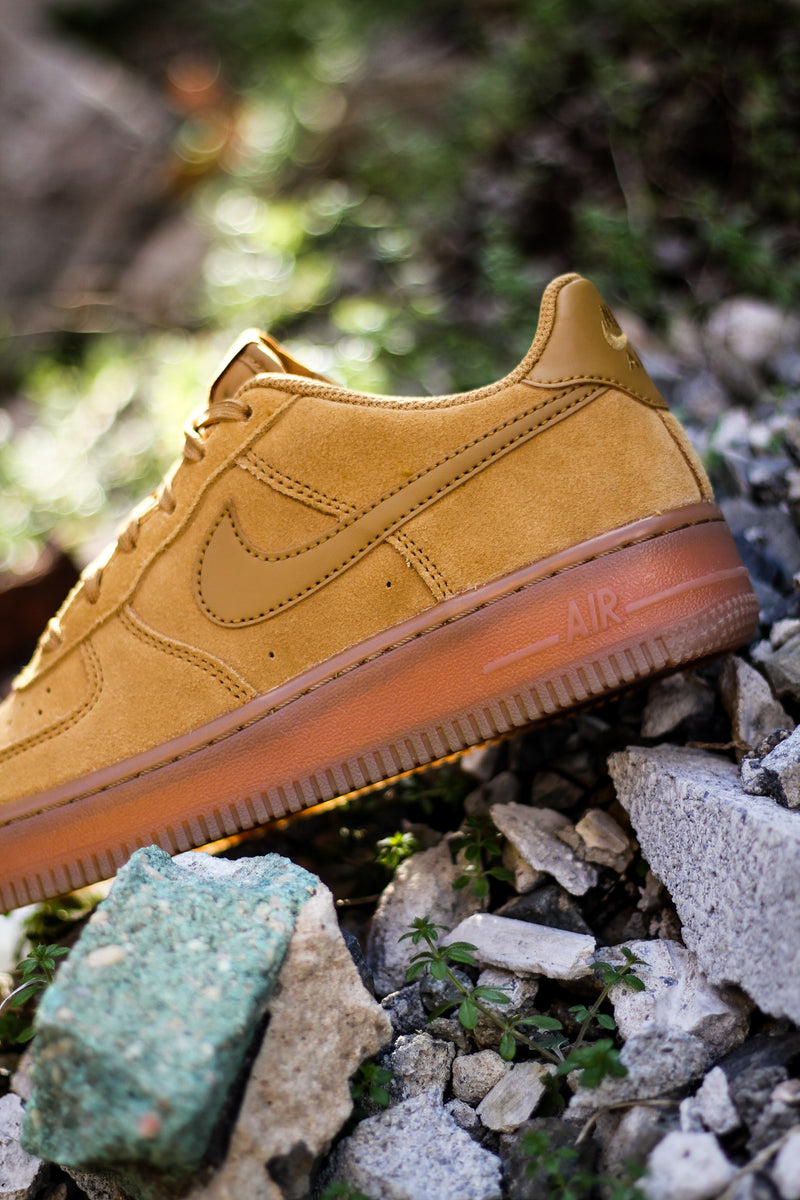 "AIR FORCE 1 LV8 3 (GS) ""WHEAT"""