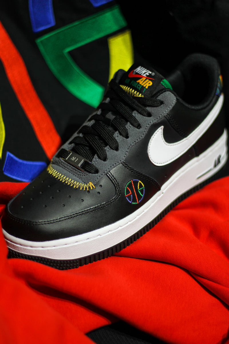 "AIR FORCE 1 LOW '07 LV8 ""LIVE TOGETHER, PLAY TOGETHER"""