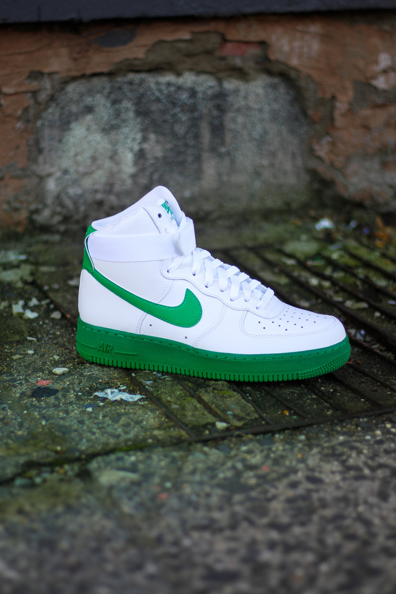 "AIR FORCE 1 HIGH '07 ""LUCKY GREEN"""