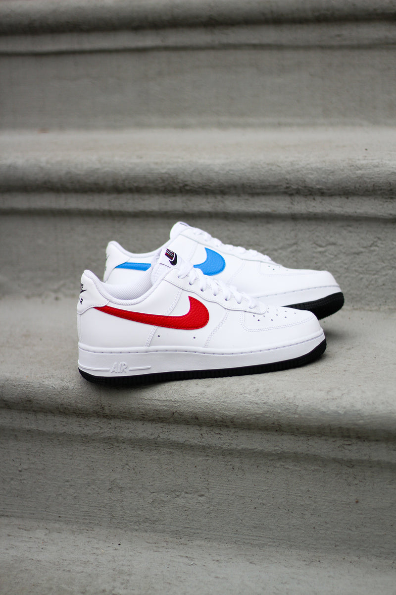 "AIR FORCE 1 '07 ""MISMATCHED SWOOSHES"""
