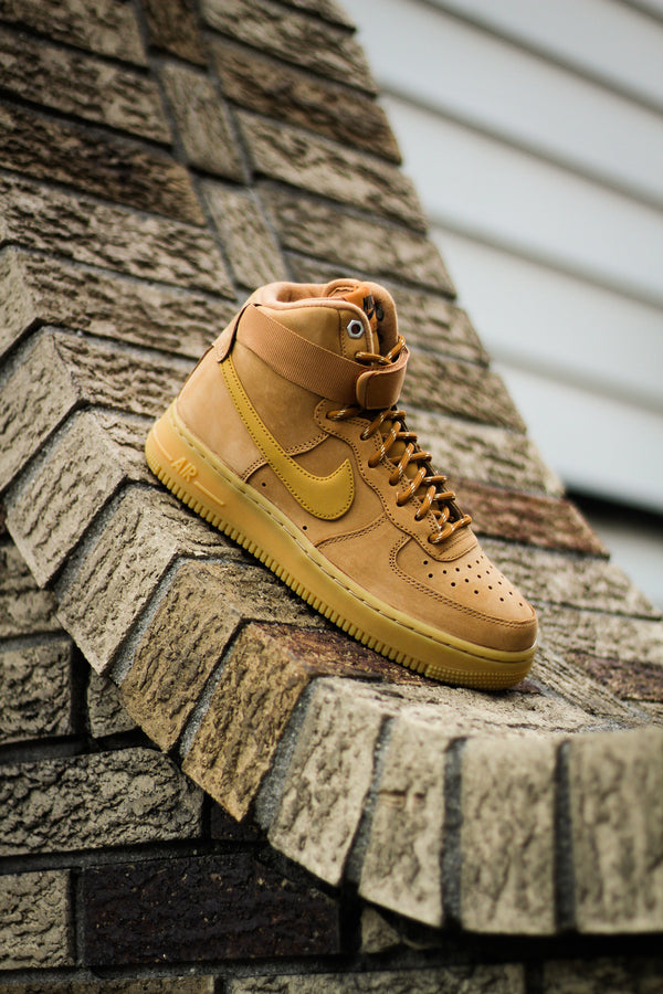 "AIR FORCE 1 HIGH '07 ""FLAX"""