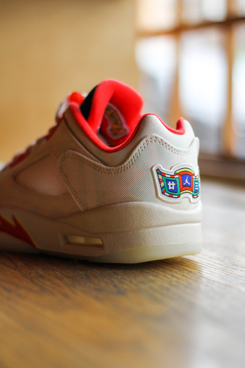 "AIR JORDAN 5 RETRO LOW ""CNY"""
