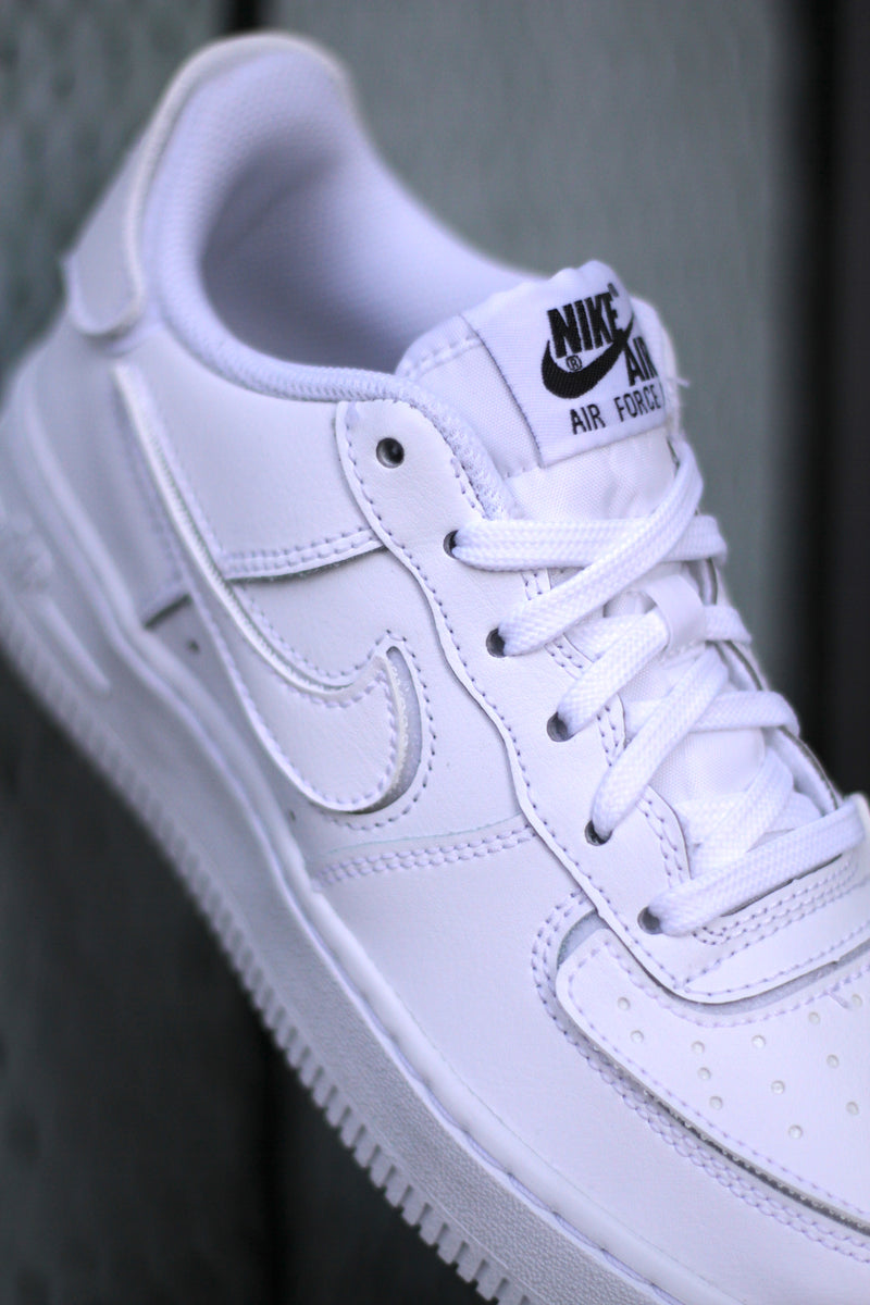 "AIR FORCE 1/1 ""WHITE"""