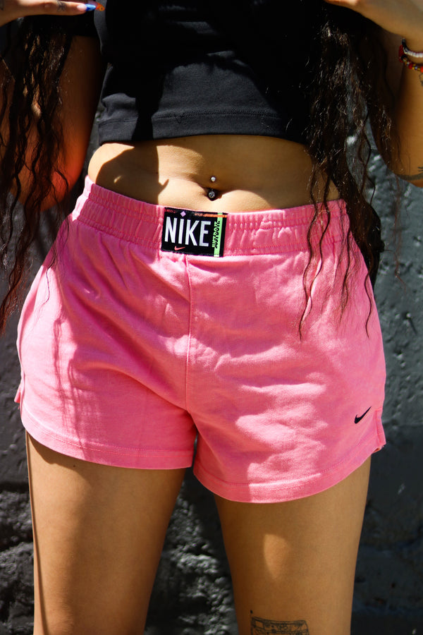 "W NSW HIGHWAISTED SHORTS ""SUNSET PULSE"""