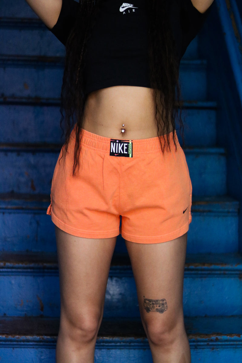 "W NSW HIGHWAISTED SHORTS ""ATMOIC ORANGE"""