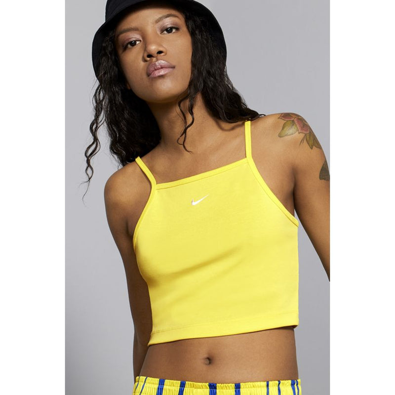 "W ESSENTIAL TANK ""YELLOW"""