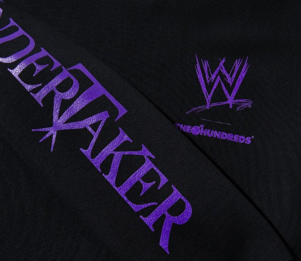 "WWE UNDERTAKER CREWNECK ""BLACK"""
