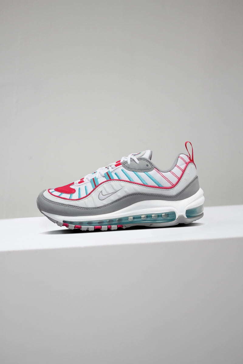"W AIR MAX 98 ""PARTICLE GREY"""