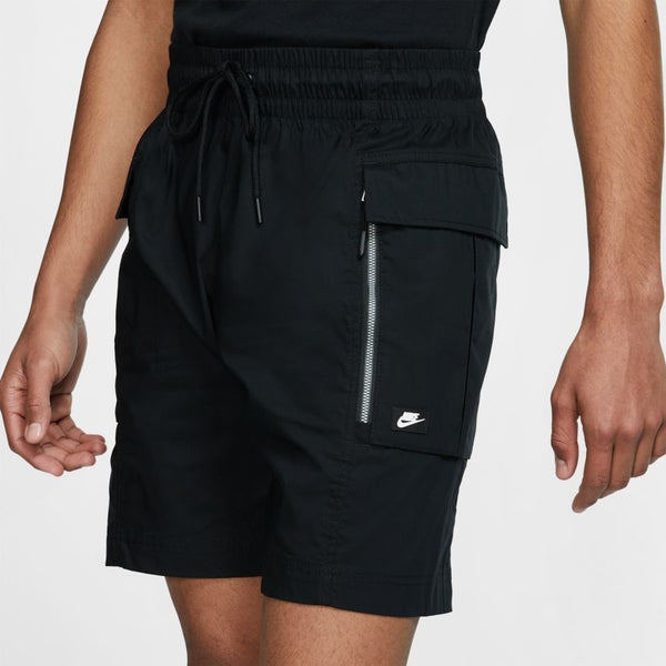 "NSW CARGO SHORTS ""BLACK"""