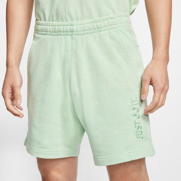 "JDI FRENCH TERRY SHORTS ""PISTACHIO"""