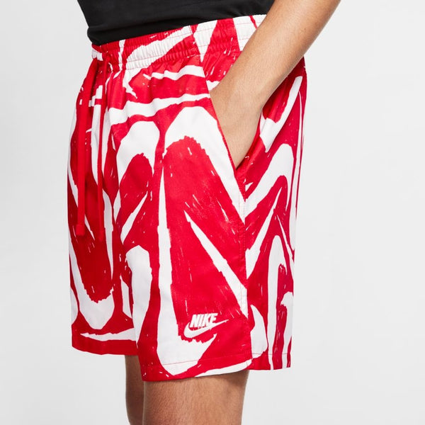 "NSW CITY EDITION SHORTS ""UNIVERSITY RED"""