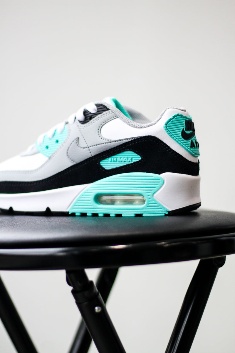 "NIKE AIR MAX 90 LTR (GS) ""PARTICLE GREY"""