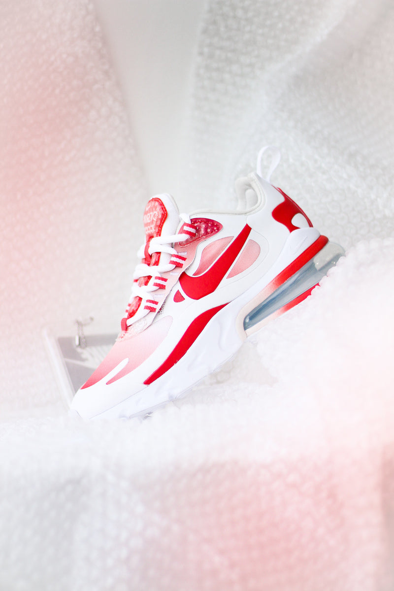 "W AIR MAX 270 REACT SE ""TRACK RED"""