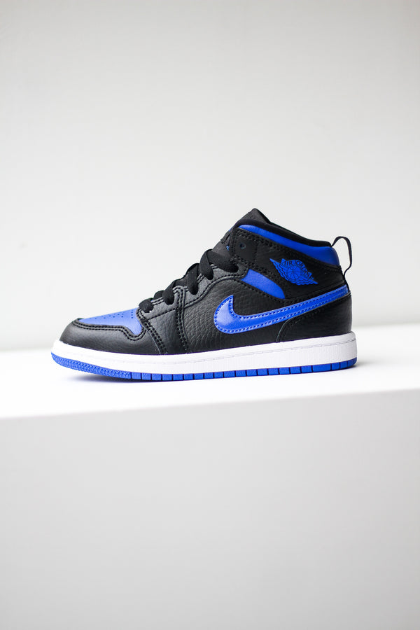 "JORDAN 1 MID ""HYPER ROYAL"" (PS)"