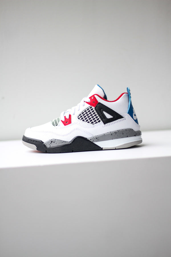 "AJ 4 RETRO ""WHAT THE 4"" (PS)"