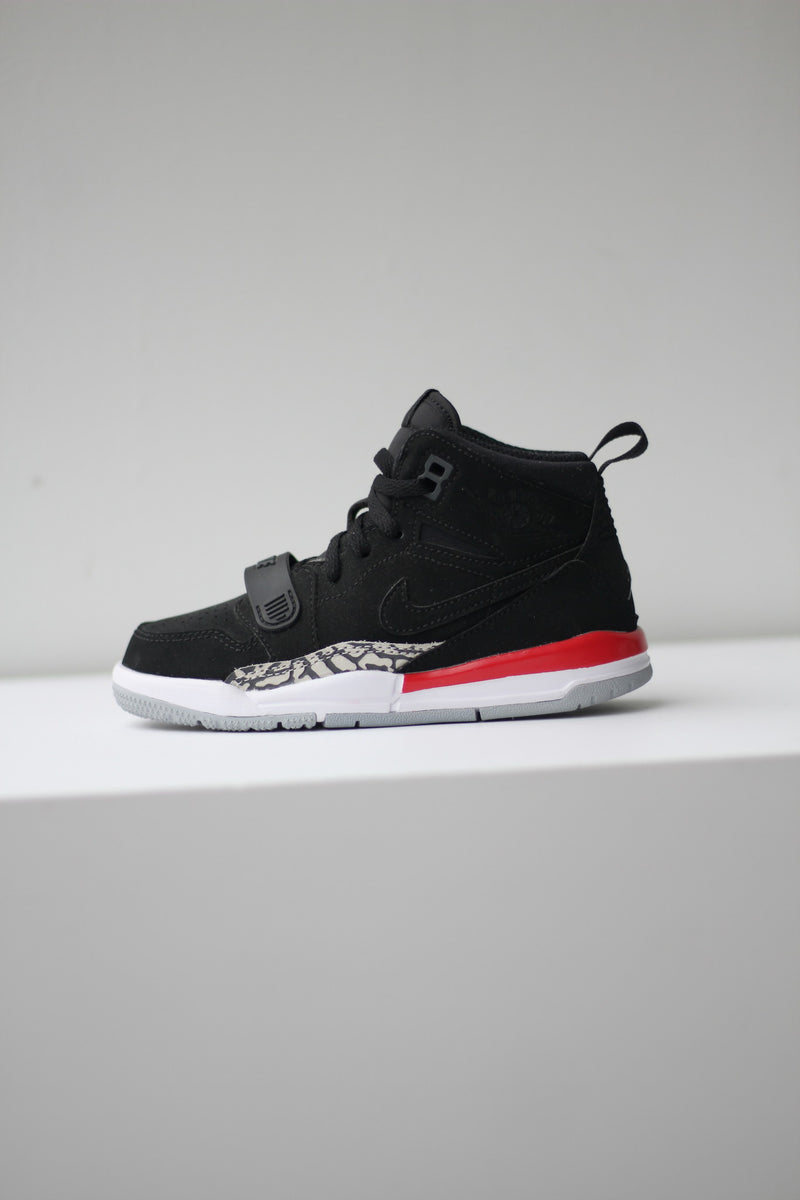 "LEGACY 312 ""BLK/RED"" (PS)"