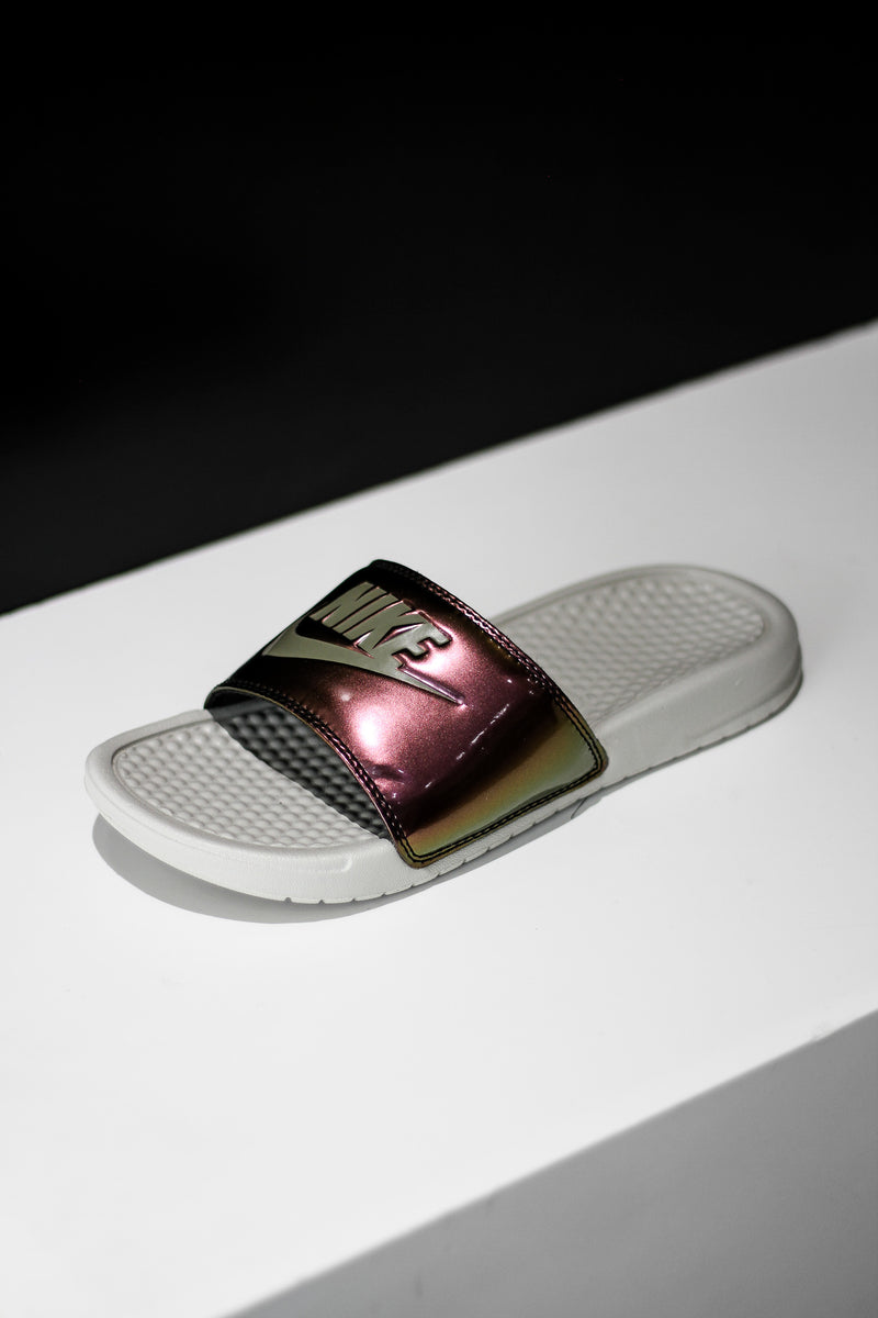 "BENASSI JDI PRINT LIGHT ""BONE/OLIVE"""