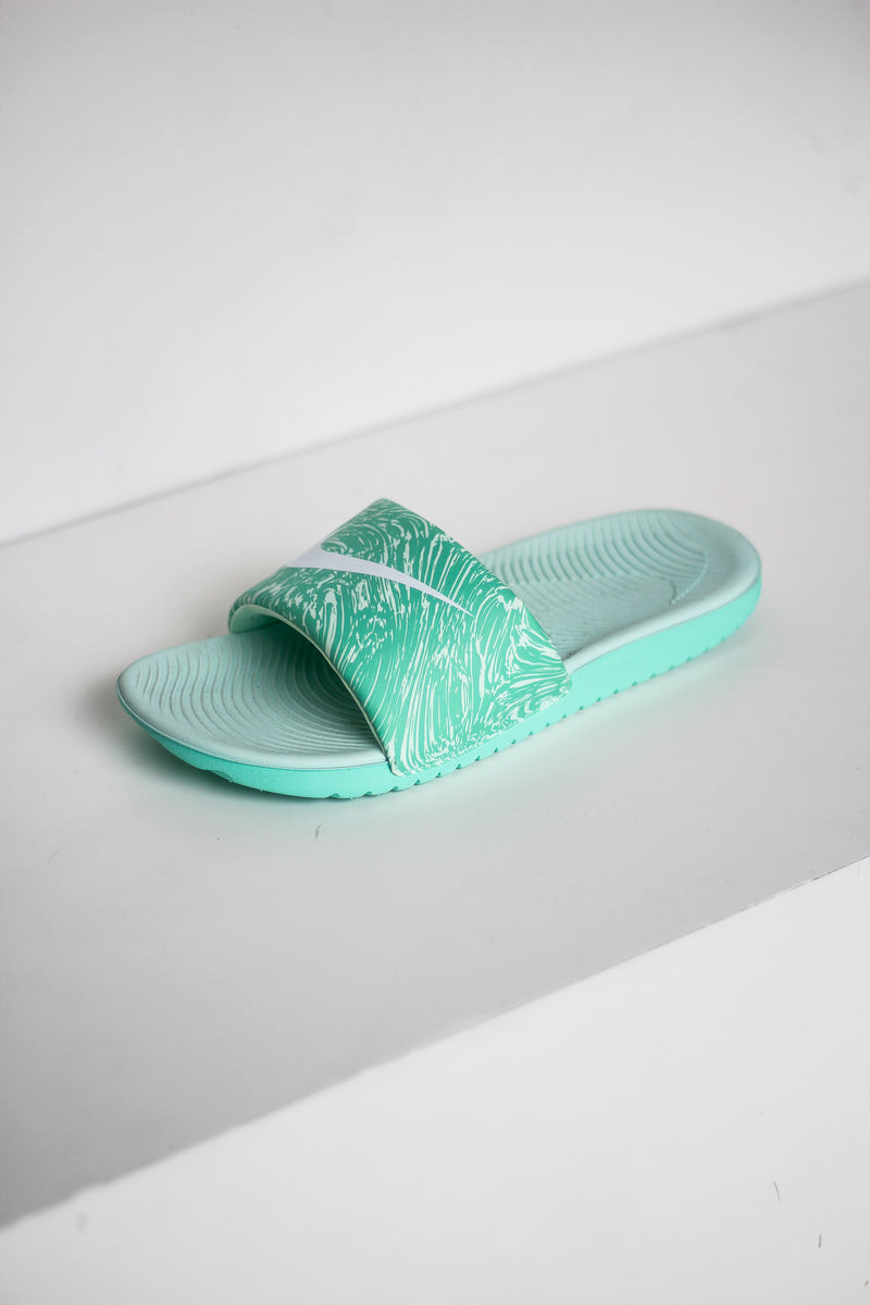 "KAWA SLIDE PRINT ""EMERALD"" (GS)"
