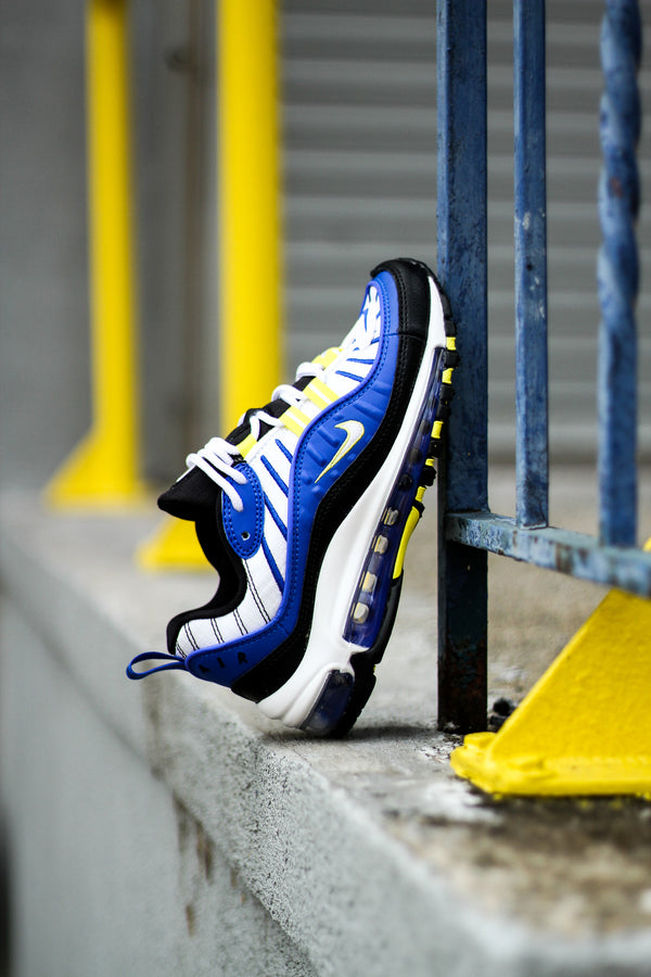 "AIR MAX 98 GS ""RACER BLUE"""